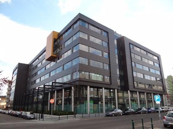 Fűtés, hűtés és víz csőszerelés a Váci Greens irodaházban 2015-16.